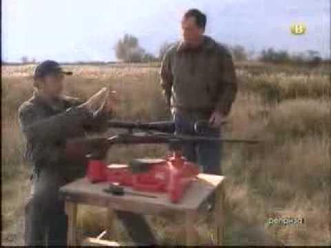 5kazanje oružar Gojko Perić upucavanje puške 2.deo