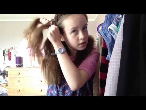How to do a Dutch Braid on Yourself How to do Two Dutch Braids on