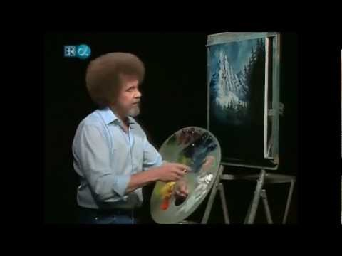 Bob Ross: Royal Majesty