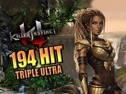 MAYA TRIPLE ULTRA 194 Hits - 1440P HD (Killer Instinct Season 2)