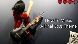 How To: Make a Final Boss Theme in 6 Min or Less (+ Full Song at the End) || Shady Cicada