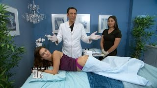 The Kardashian's cosmetic dermatologist, Dr. Simon Ourian, joins The Doctors to perform an instant