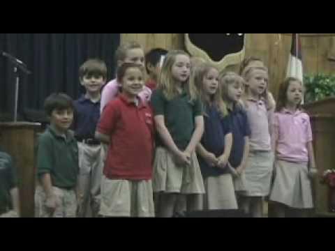 Daniel In The Lions Den - Van Buren Christian Academy