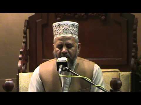 Qari Karamat Ali Naeemi In Nagina Jamia Masjid Oldham Uk 2 January 2015 video