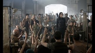 I Was In Hunger Games And Ruined A Scene