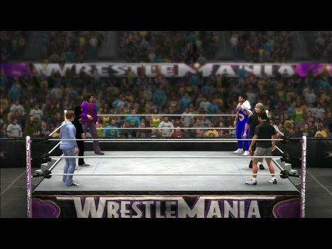 Game Grumps Battle Royal At Wrestlemania Xxx (wwe 2k14) video