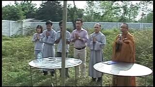 Lễ Khởi Công Xây Dựng Hạng Mục Chánh Điện Của TV. Quảng Giác (01.12.2013) P.04