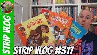 Kijk & Lees: Mijn vriend Grompf   Strip Vlog #317 MP3
