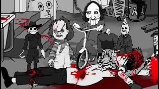 GORE, BLOOD & MORE! | Whack the Serial Killer