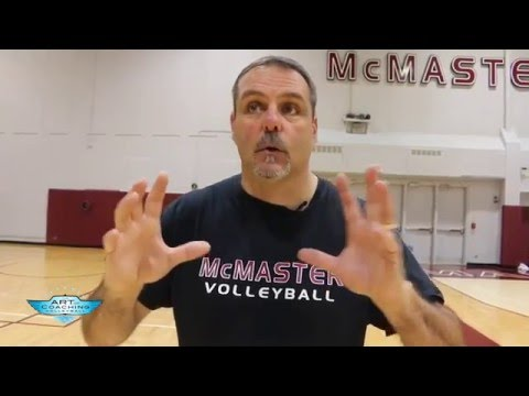 AVCA Video Tip of the Week: Three keys to Better Passing