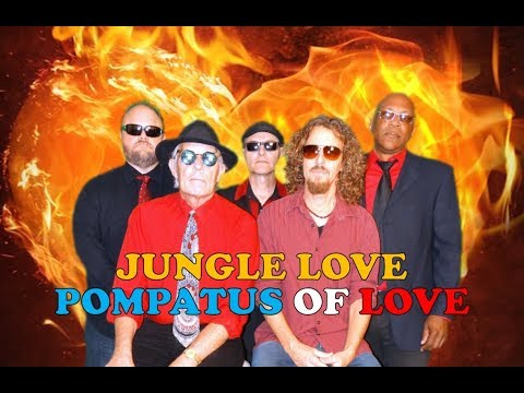 POMPATUS OF LOVE featuring Greg Douglass: JUNGLE LOVE