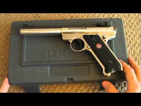 Ruger Mark III (Table Top Review)