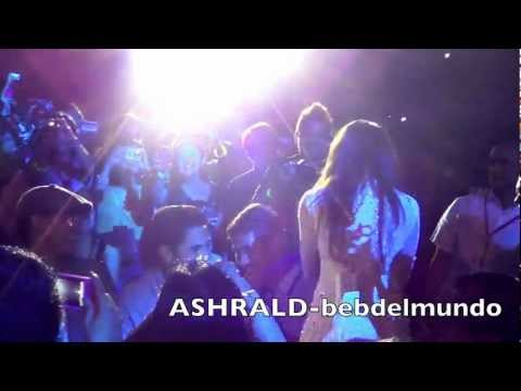 ASHRALD - it might be you moment 24/SG concert Music Videos