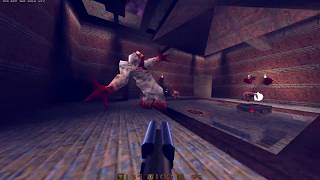 Quake Playthrough (Nightmare)