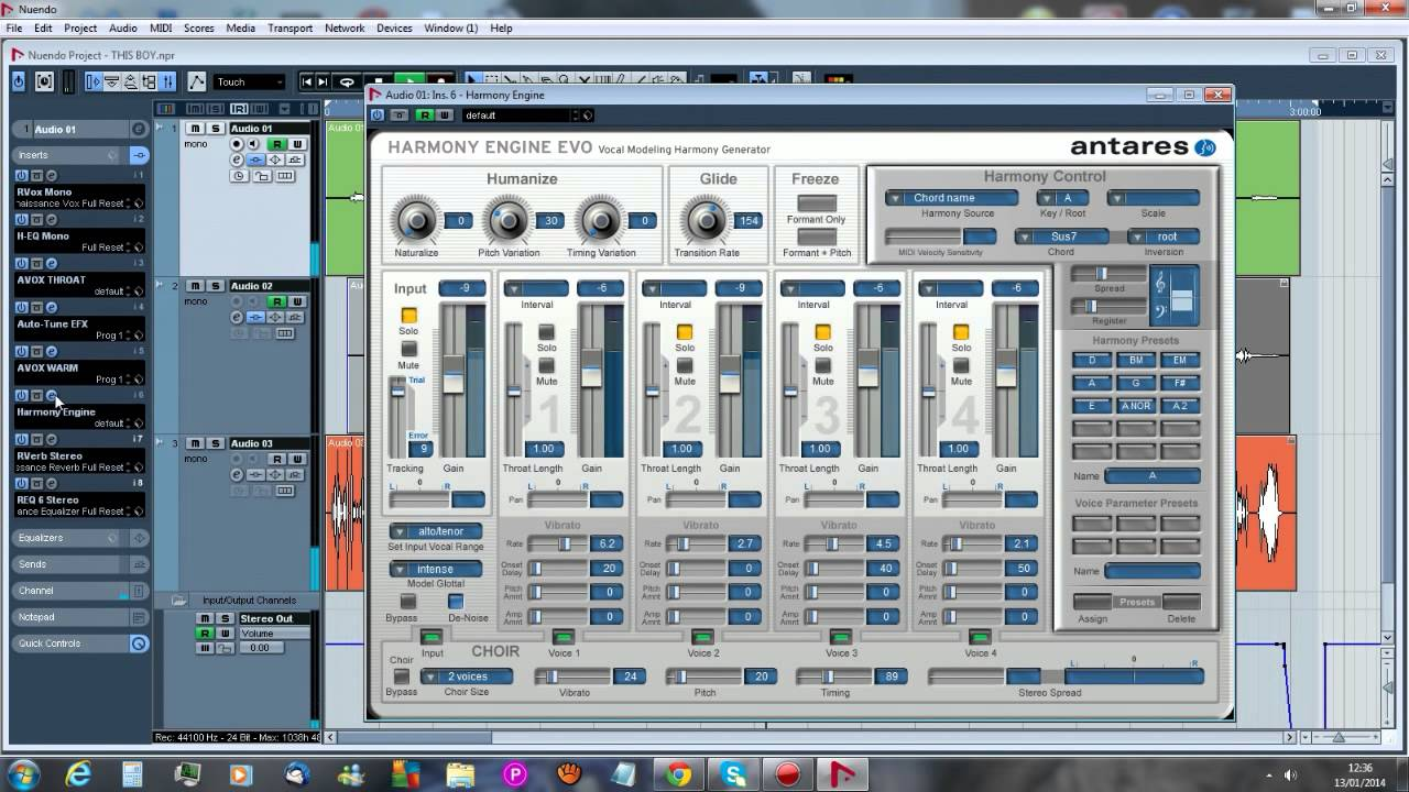 Antares Harmony Engine Evo Crack