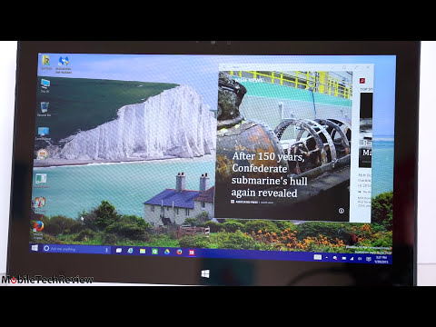 Windows 10 Technical Preview (Jan.  2015)