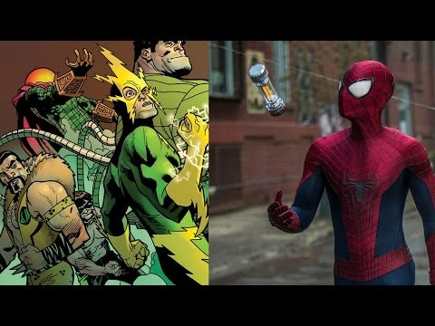 Venom & Sinister Six Movies Coming Before Spiderman 4