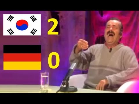 Испанец решил заработать на матче Корея-Германия