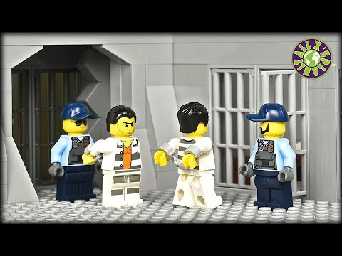 Lego Prison Break. Justice. Part 3.