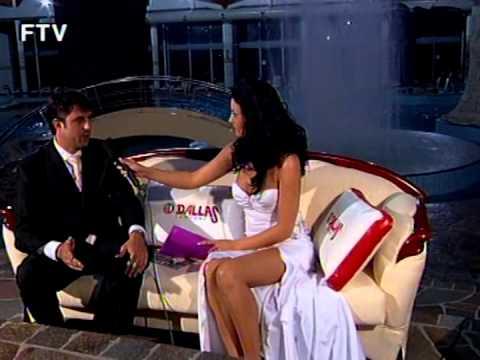 Robert Jovanović - Kampanja Razvoj Ekološke svijesti @ Miss BiH 2006