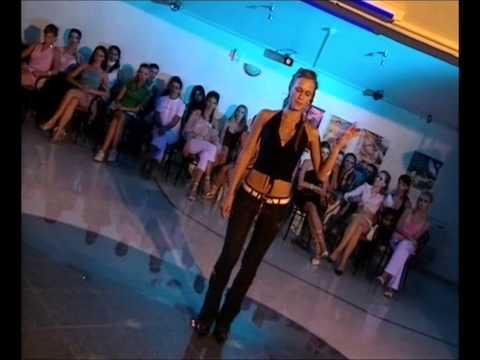 Talent show @ Miss BiH 2004