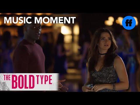 "The Bold Type | Season 1, Episode 1 Music: BLACKPINK - ""Whistle"" | Freeform"