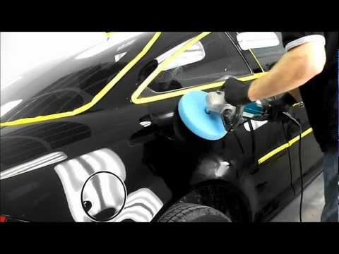 How to Polish a Black Car