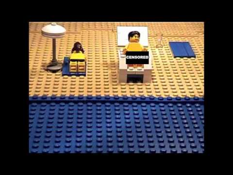 Lego Nude Beach video