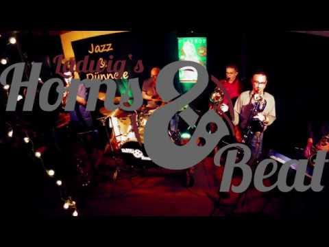 Ladwig's HORNS & BEAT LIVE @ Jazz & Dünnele: X-Mas Special Part 2