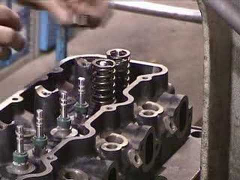 Cylinder Head Assembly 6.5 L Diesel Engine