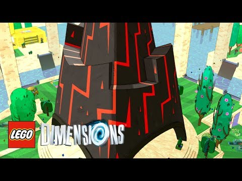 LEGO Dimensions: The Powerpuff Girls - Battle Arena (The City of Townsville)