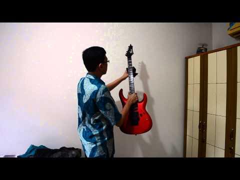 Memasang Gantungan Gitar. Jadikan Gitarmu Sebagai Hiasan Dinding | Vlog