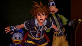 KINGDOM HEARTS HD 2.8 Final Chapter Prologue – Simple And Clean –Ray Of Hope MIX– Trailer [UK]