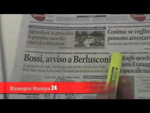 Leccenews24 Notizie dal Salento: rassegna stampa 19 Maggio