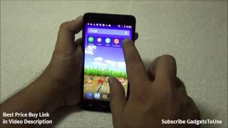 Micromax Canvas Nitro A310 User Interface, Tips, Tricks and Hidden Features Overview