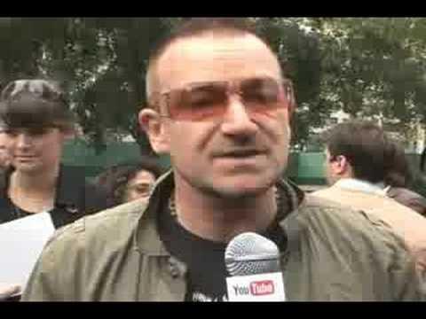 Bono, Ireland