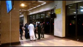 20 pro wrestlers including Wade Barrett, arrive in Pakistan