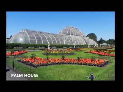 RICHMOND PARK-KEW GARDEN-LONDON   HD