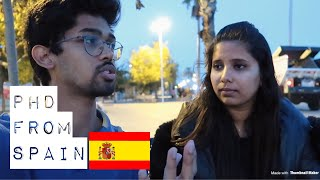 PAID PhD IN BARCELONA, SPAIN