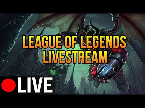 League of Legends Live #27 - NOOB learning the game !!!