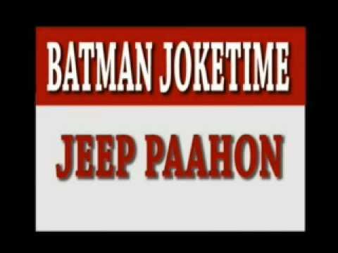 Batman Joketime New 2013 Jeep Paahon.wmv video
