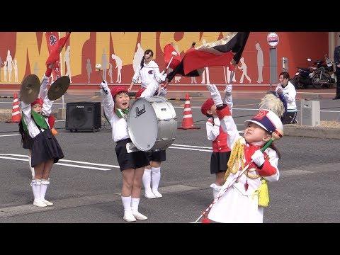 まちのできごと(広報うさH30.5月号)春の全国火災予防運動防火演奏