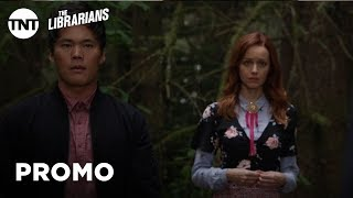 The Librarians: And the Trial of the One - Season 4, Ep. 11 [PROMO] | TNT
