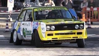 300bhp Fiat 131 Racing Proto - Paolo Diana Show @ 2015 IHC Camaiore