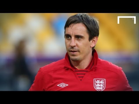 Gary Neville on the future of English football