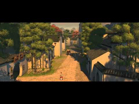 Kung Fu Panda 2 Second Trailer 2 (HD)