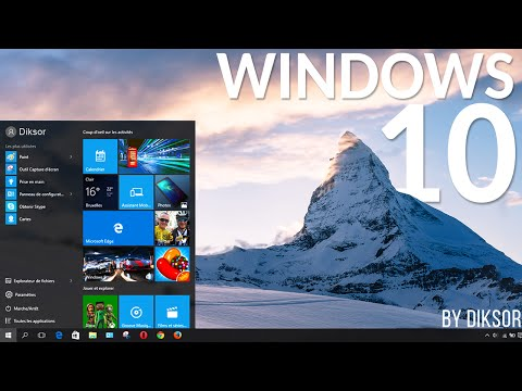 Windows 10 | Présentation et Test en Français | windows 10