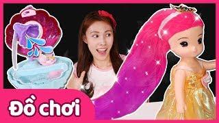 Bộ đồ chơi phòng tắm nàng tiên cá mimi | Carrie và những người bạn đồ chơi | CarrieTV VietNam