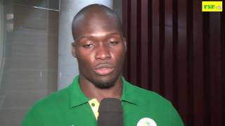 Can 2017 | Moussa SOW attaquant des lions