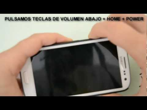 Tutorial ROOT Samsung Galaxy S3